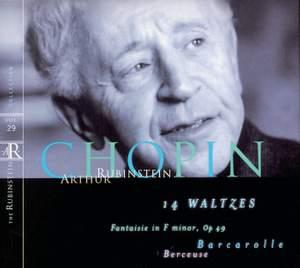 Rubinstein Collection, Vol. 29: Chopin: Waltzes
