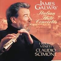 James Galway plays Italian Flute Concertos
