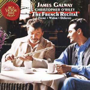 James Galway and Christopher O' Riley - The French Recital