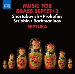 Music for Brass Septet, Vol. 3