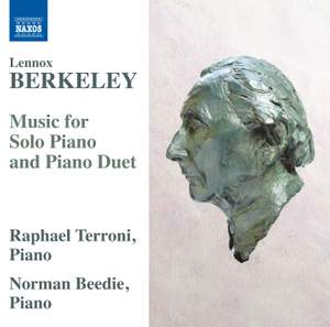 L. Berkeley: Music for Solo Piano and Piano Duet Product Image