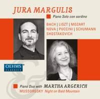 Piano Solo con sordino: Jura Margulis & Martha Argerich