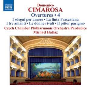 Cimarosa: Overtures Volume 4