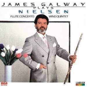 James Galway Plays Nielsen