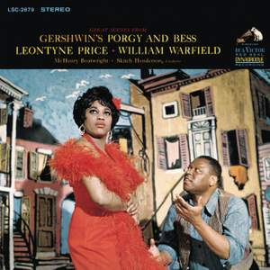 Leontyne Price - Great Scenes from Gershwin's Porgy and Bess