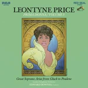 Leontyne Price: Great Soprano Arias from Gluck to Poulenc