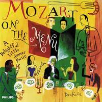 Mozart on the Menu: A Delightful Little Dinner Music