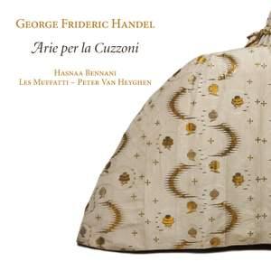 Handel: Arie per la Cuzzoni