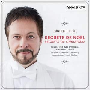 Gino Quilico: Secrets of Christmas Product Image