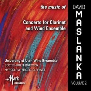 The Music of David Maslanka, Vol. 2 Product Image