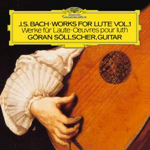 JS Bach: Works For Lute Vol. 1