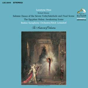 Leontyne Price - Richard Strauss