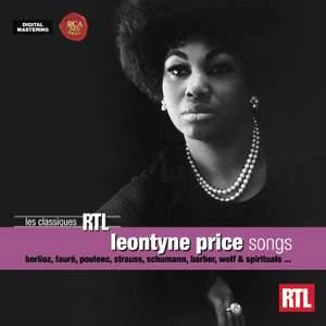 Leontyne Price - Songs