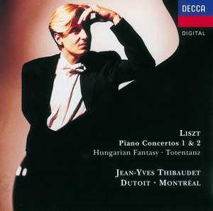 Liszt: Piano Concerto Nos.1 & 2