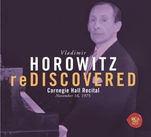 Horowitz reDiscovered
