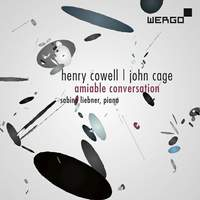 Henry Cowell & John Cage: Amiable Conversation