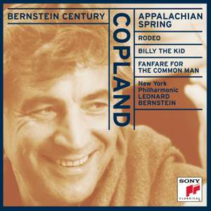 Copland: Appalachian Spring & other works