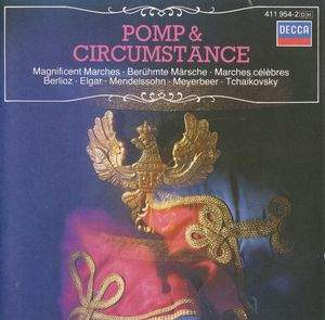 Pomp and Circumstance: Magnificent Marches