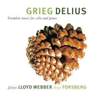 Delius & Grieg: Music for Cello and Piano