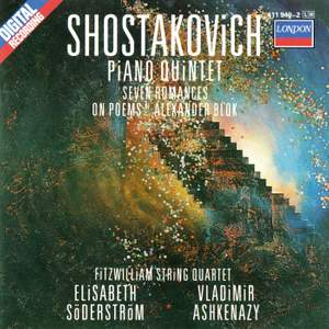 Shostakovich: Piano Quintet & other chamber works