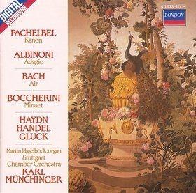Pachelbel, Gluck, Boccherini & others: Chamber Works