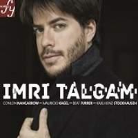 Imri Talgam plays Nancarrow, Kagel, Furrer & Stockhausen