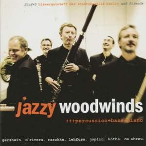 Jazzy Woodwinds: 5+3
