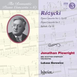 The Romantic Piano Concerto 67 - Ludomir Różycki Product Image