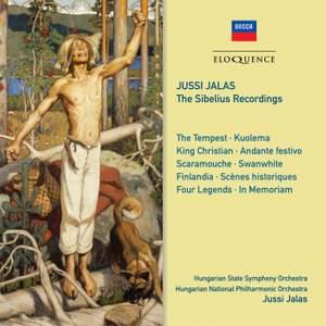 Jussi Jalas - The Sibelius Recordings
