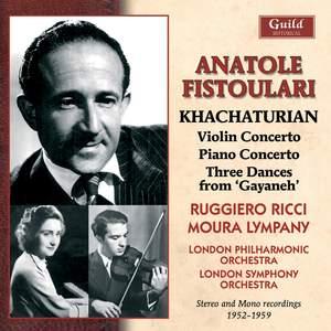 Anatole Fistoulari conducts Khachaturian