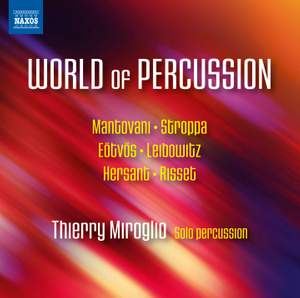 World of Percussion