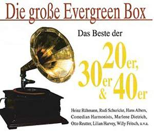 Die große Evergreen Box