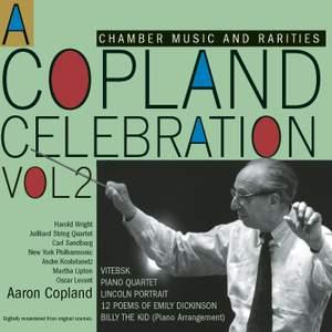 A Copland Celebration, Vol. II: Chamber Music and Rarities