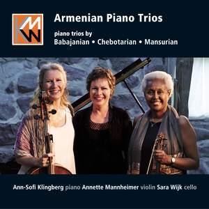 Armenian Piano Trios Product Image