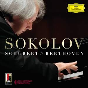 Grigory Sokolov plays Schubert & Beethoven Product Image