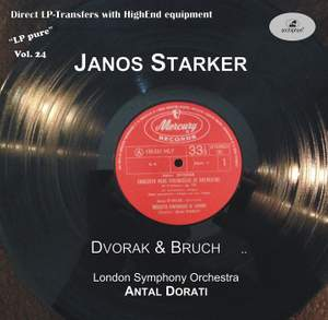 LP Pure, Vol. 24: Doráti Conducts Dvořák & Bruch