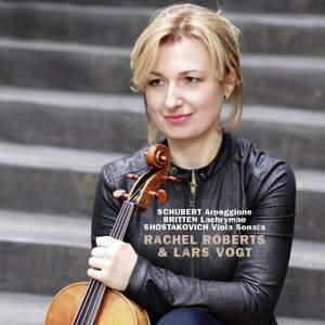 Schubert, Britten & Shostakovich: Works for Viola and Piano