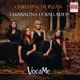 Christine de Pizan: Chansons et Ballades