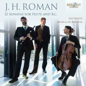Roman: 12 Sonatas for flute and continuo