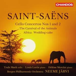 Saint-Saëns: Cello Concertos Nos. 1 & 2