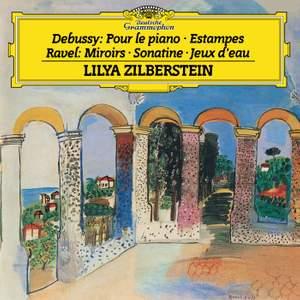 Debussy: Pour le piano & Estampes & Ravel: Miroirs, Jeux d'eau & Sonatine Product Image