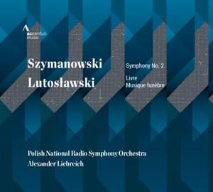 Alexander Liebreich conducts Szymanowski & Lutosławski Product Image