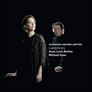 Liederkreis - Schumann, Brahms, Britten