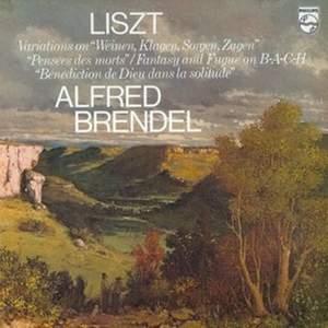 Liszt: Fantasia and Fugue on Bach & Variations on Weinen Klagen - Vinyl Edition