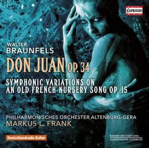 Braunfels: Don Juan, Op. 34