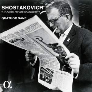 Shostakovich: The Complete String Quartets Product Image