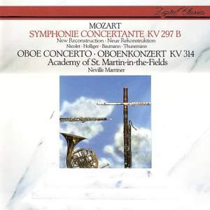 Mozart: Symphonie concertante K297B