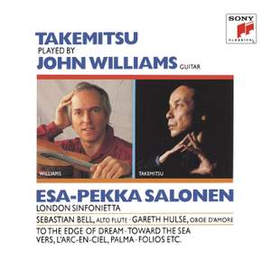 John Williams plays Takemitsu