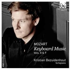 Mozart: Keyboard Music Volumes 8 & 9