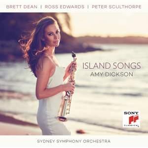 Amy Dickson: Island Songs